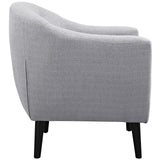 Modway Furniture Wit Armchair , Armchair - Modway Furniture, Minimal & Modern - 10