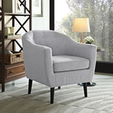 Modway Furniture Wit Armchair , Armchair - Modway Furniture, Minimal & Modern - 12