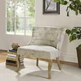 Modway Furniture Royal Fabric Armchair , Chairs - Modway Furniture, Minimal & Modern - 4