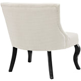 Modway Furniture Royal Fabric Armchair , Chairs - Modway Furniture, Minimal & Modern - 15