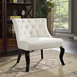 Modway Furniture Royal Fabric Armchair , Chairs - Modway Furniture, Minimal & Modern - 16