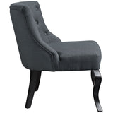 Modway Furniture Royal Fabric Armchair , Chairs - Modway Furniture, Minimal & Modern - 10