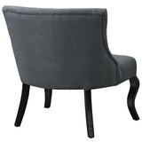 Modway Furniture Royal Fabric Armchair , Chairs - Modway Furniture, Minimal & Modern - 11