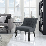 Modway Furniture Royal Fabric Armchair , Chairs - Modway Furniture, Minimal & Modern - 12