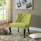 Modway Furniture Royal Fabric Armchair , Chairs - Modway Furniture, Minimal & Modern - 8