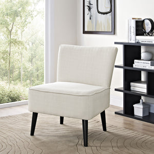 Modway Furniture Reef Fabric Side Chair EEI-1405-Minimal & Modern