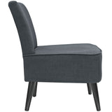 Modway Furniture Reef Fabric Side Chair , Chairs - Modway Furniture, Minimal & Modern - 6
