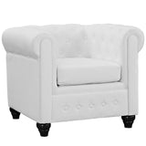 Modway Furniture Earl Vinyl Armchair White, Armchair - Modway Furniture, Minimal & Modern - 6