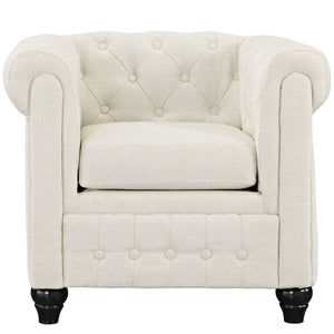 Modway Furniture Earl Fabric Armchair EEI-1410-Minimal & Modern