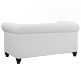 Modway Furniture Earl Vinyl Loveseat , Loveseat - Modway Furniture, Minimal & Modern - 3