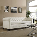Modway Furniture Earl Fabric Sofa , Sofas - Modway Furniture, Minimal & Modern - 8