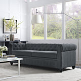 Modway Furniture Earl Fabric Sofa , Sofas - Modway Furniture, Minimal & Modern - 4