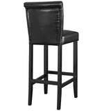 Modway Furniture Tender Modern Bar Stool , Bar Stools - Modway Furniture, Minimal & Modern - 3