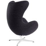 Modway Furniture Modern Glove Wool Lounge Chair , Chairs - Modway Furniture, Minimal & Modern - 21