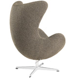 Modway Furniture Modern Glove Wool Lounge Chair , Chairs - Modway Furniture, Minimal & Modern - 17