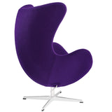 Modway Furniture Modern Glove Wool Lounge Chair , Chairs - Modway Furniture, Minimal & Modern - 8