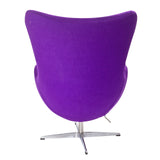 Modway Furniture Modern Glove Wool Lounge Chair , Chairs - Modway Furniture, Minimal & Modern - 10