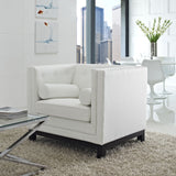 Modway Furniture Imperial Armchair , Armchair - Modway Furniture, Minimal & Modern - 6