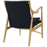 Modway Furniture Modern Makeshift Upholstered Lounge Chair , Chairs - Modway Furniture, Minimal & Modern - 3