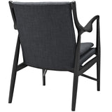 Modway Furniture Modern Makeshift Upholstered Lounge Chair , Chairs - Modway Furniture, Minimal & Modern - 19