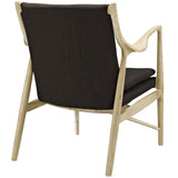 Modway Furniture Modern Makeshift Upholstered Lounge Chair , Chairs - Modway Furniture, Minimal & Modern - 11