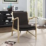 Modway Furniture Modern Makeshift Upholstered Lounge Chair , Chairs - Modway Furniture, Minimal & Modern - 12