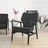 Modway Furniture Modern Heed Lounge Chair , Chairs - Modway Furniture, Minimal & Modern - 4