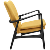 Modway Furniture Modern Heed Lounge Chair , Chairs - Modway Furniture, Minimal & Modern - 10