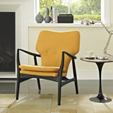 Modway Furniture Modern Heed Lounge Chair , Chairs - Modway Furniture, Minimal & Modern - 12