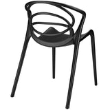 Modway Furniture Locus Modern Dining Side Chair , Dining Chairs - Modway Furniture, Minimal & Modern - 3