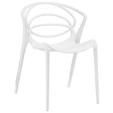 Modway Furniture Locus Modern Dining Side Chair White, Dining Chairs - Modway Furniture, Minimal & Modern - 13