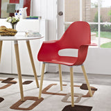 Modway Furniture Soar Modern Dining Armchair , Dining Chairs - Modway Furniture, Minimal & Modern - 8