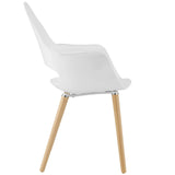 Modway Furniture Soar Modern Dining Armchair , Dining Chairs - Modway Furniture, Minimal & Modern - 10