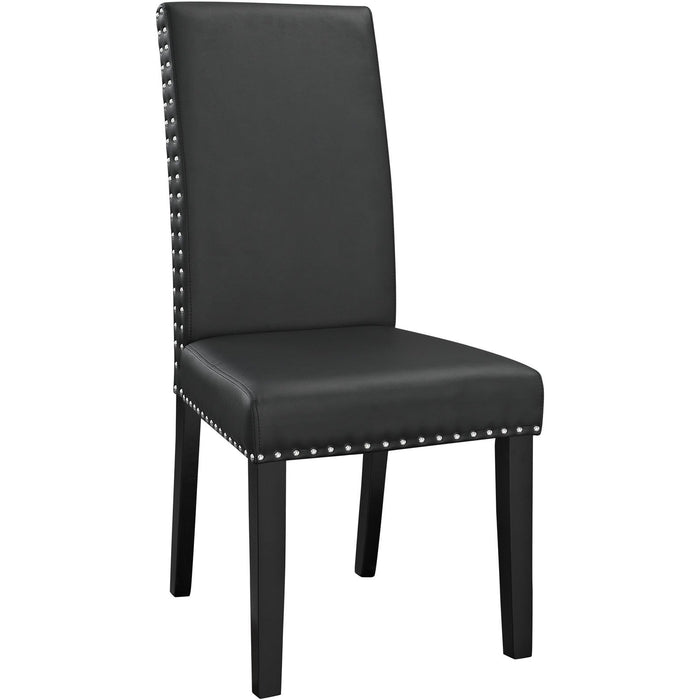 Modway Furniture Parcel Modern Dining Vinyl Side Chair EEI-1491-Minimal & Modern