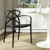 Modway Furniture Enact Modern Dining Armchair , Dining Chairs - Modway Furniture, Minimal & Modern - 4