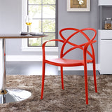 Modway Furniture Enact Modern Dining Armchair , Dining Chairs - Modway Furniture, Minimal & Modern - 12