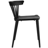 Modway Furniture Spindle Modern Dining Side Chair , Dining Chairs - Modway Furniture, Minimal & Modern - 2