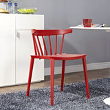 Modway Furniture Spindle Modern Dining Side Chair , Dining Chairs - Modway Furniture, Minimal & Modern - 12