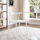 Modway Furniture Spindle Modern Dining Side Chair , Dining Chairs - Modway Furniture, Minimal & Modern - 16