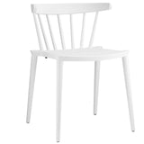Modway Furniture Spindle Modern Dining Side Chair White, Dining Chairs - Modway Furniture, Minimal & Modern - 13