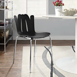 Modway Furniture Flare Modern Dining Side Chair , Dining Chairs - Modway Furniture, Minimal & Modern - 4