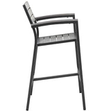 Modway Furniture Maine Outdoor Patio Bar Stool , Bar and Dining - Modway Furniture, Minimal & Modern - 2