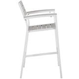 Modway Furniture Maine Outdoor Patio Bar Stool , Bar and Dining - Modway Furniture, Minimal & Modern - 5
