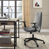 Modway Modern Fount Mid Back Adjustable Computer Office Chair - Minimal & Modern - 16