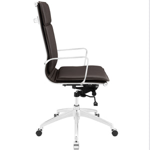 Modway Modern Sage Highback Adjustable Computer Office Chair EEI-1529-Minimal & Modern