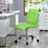 Modway Modern Prim Mid Back Adjustable Computer Office Chair - Minimal & Modern - 31