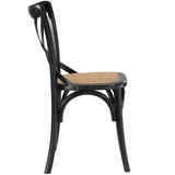 Modway Furniture Gear Modern Dining Side Chair , Dining Chairs - Modway Furniture, Minimal & Modern - 2