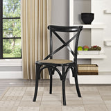 Modway Furniture Gear Modern Dining Side Chair , Dining Chairs - Modway Furniture, Minimal & Modern - 4
