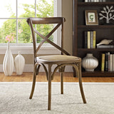Modway Furniture Gear Modern Dining Side Chair , Dining Chairs - Modway Furniture, Minimal & Modern - 16