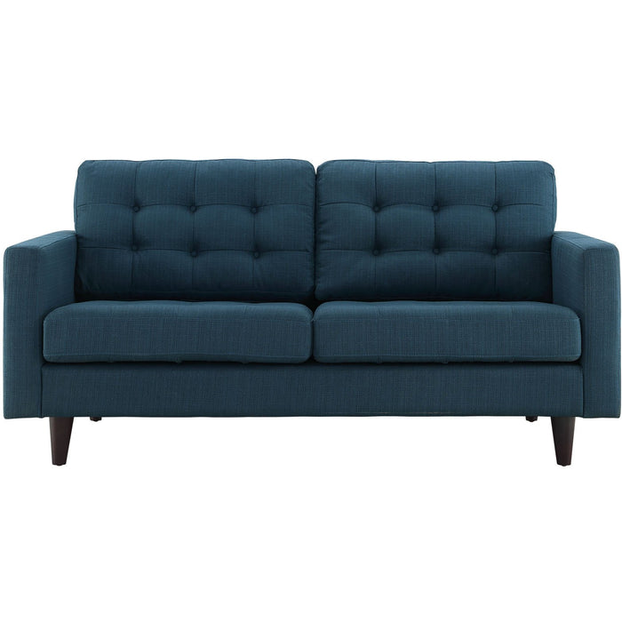 Modway Furniture Empress Upholstered Loveseat EEI-1547-Minimal & Modern